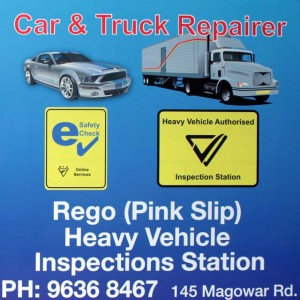 Car and truck repairer
