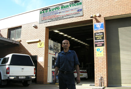 Don at D & D Auto Services Girraween
