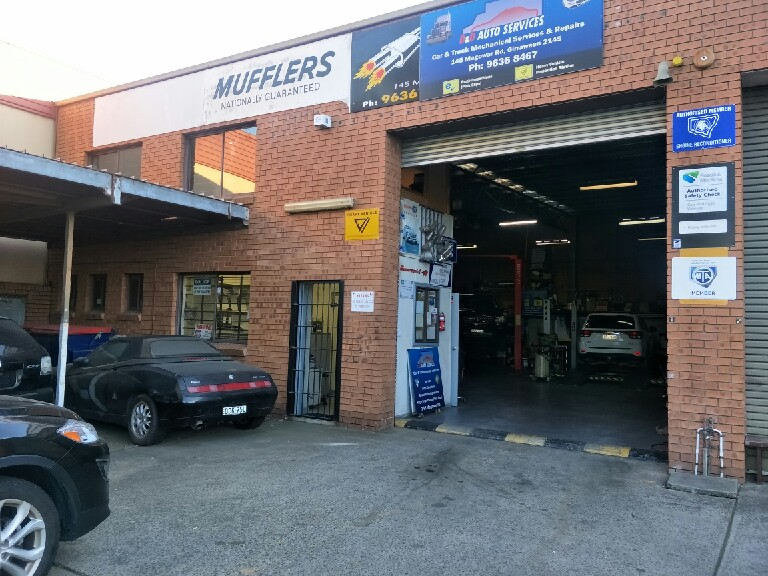 D & D Auto Services, Girraween NSW